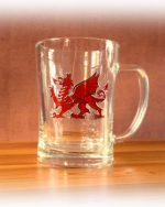 Welsh Dragon, Dragon Glass, Welsh Glass, Red Dragon, Dragon Glass