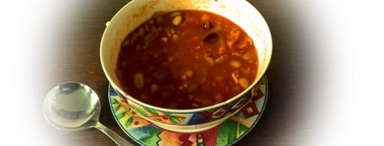 chilli bean soup, chilli bean. chilli soup, Crafty Dog Cymru