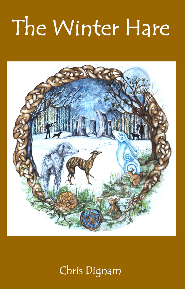Celtic Magic, Winter Hare, Rubbish, Finn, Greyhound, Deerhound