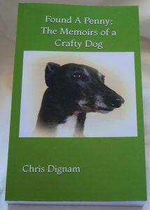 Found a Penny, Crafty Dog Books, Penny the Crafty Dog