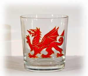 Welsh Glass, Welsh Dragon, Dragon Glass, Welsh Glass, Wales, Red Dragon, Welsh Dragon