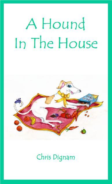 Hound in the House, Greyhound rescue,