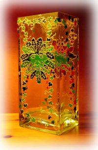 Green Man, Glass, Welsh Glass, Hamdmade in Wales, Woodland, Spirit