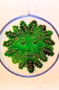 Green Man, Celtic Art, The Green Man