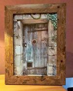Door, artwork, door artwork, mysterius door, weird, mysterious, magical, magic