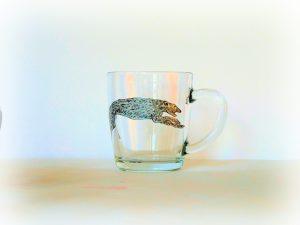 Deerhound, Deerhound glass, deerhound art, deerhound design, Wolfhound glass, wolfhound design
