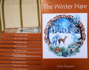 Greyhound, Finn, Winter Hare, Welsh Book, Welsh Author, Chris Dignam