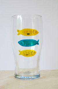Welsh fish, Welsh gifts, welsh art, welsh beer, welsh gifts, fishing, welsh coast