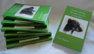 Greyhound, Penny, Crafty Dog, Pennys Book, Chris Dignam