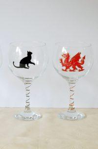 Gin Glass (Stemmed)