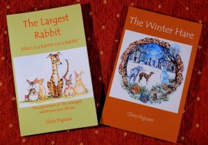 Largest Rabbit, Rabbit, WInter Hare, Hare, Greyhound, Dog book, story book, childrens book