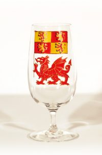 Welsh Goft, Welsh Glass, Dragon Glass, Owain Glyndwr, Owen Glendower, Welsh Art